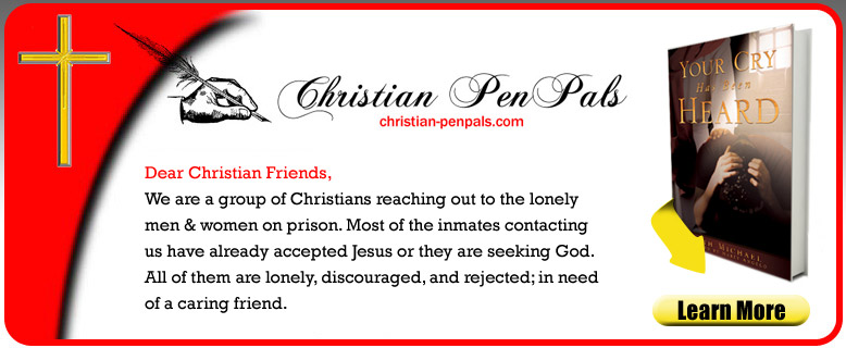 Christian pen pals