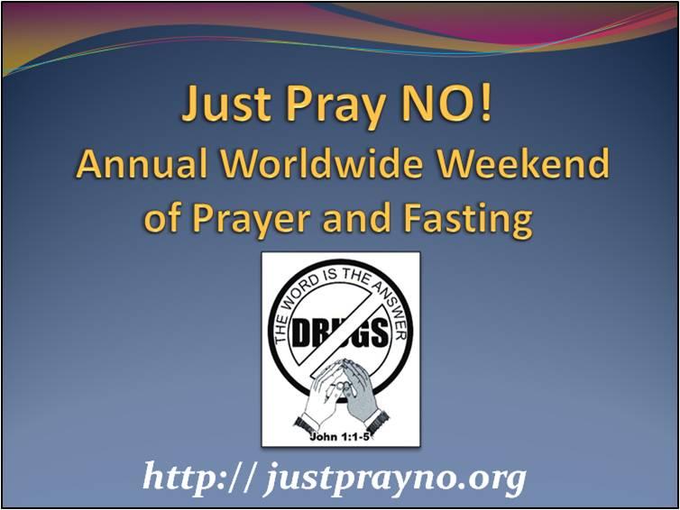 Just Pray NO!